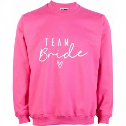 SUDADERA TEAM BRIDE